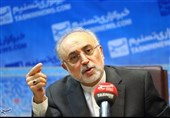 Iran Able to Reach 20,000-SWU Enrichment Capacity in A Month: Nuclear Chief