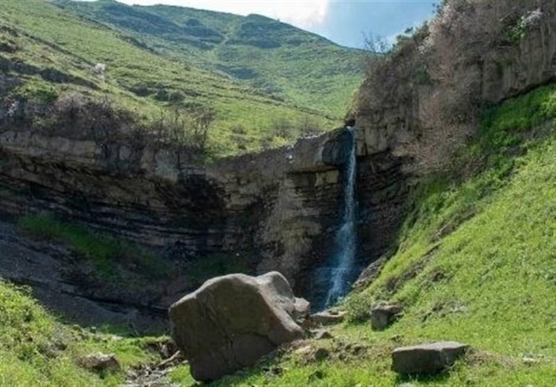 آبشار پلکانی«شولهلر دره سی» گرمی به ثبت ملی رسید