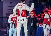 تیم ملی تکواندو عازم توکیو شد؛ خلیفه از حضور در المپیک 2020 باز ماند