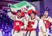 حضور بخشی و خانی در تیم مشترک تکواندو / غیبت ملیپوشان در مسابقات تیمی قهرمانی آسیا