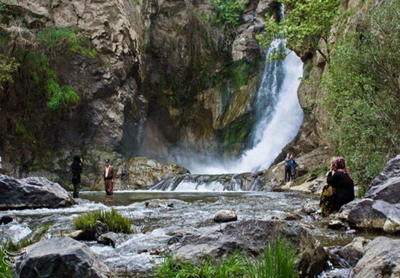 Shalmash Waterfall: One of The Amazing Waterfalls of Iran - Tourism news