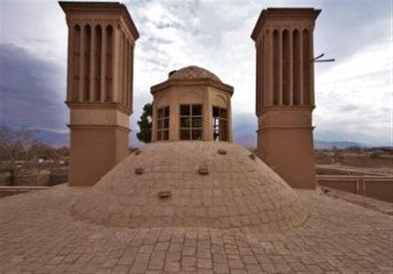 Shotor Galu Mansion in Iran's Mahan - Tourism news