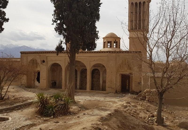 Shotor Galu Mansion in Iran's Mahan