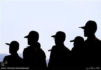 دوره اختتامیه هفدهمین رزم مقدماتی دانشجویان دانشگاهای افسری ارتش