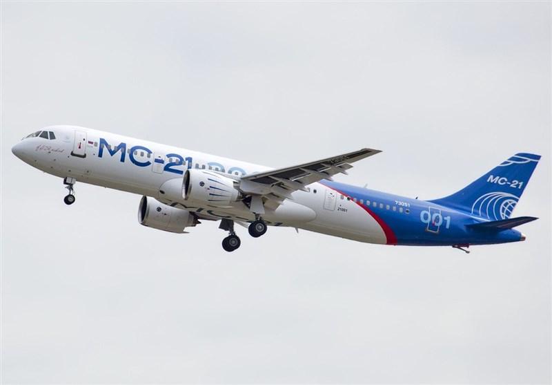 روسیه هواپیمای رقیب بوئینگ و ایرباس ساخت