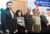 مراسم تجلیل از دانشپژوهان برتر نیروهای مسلح