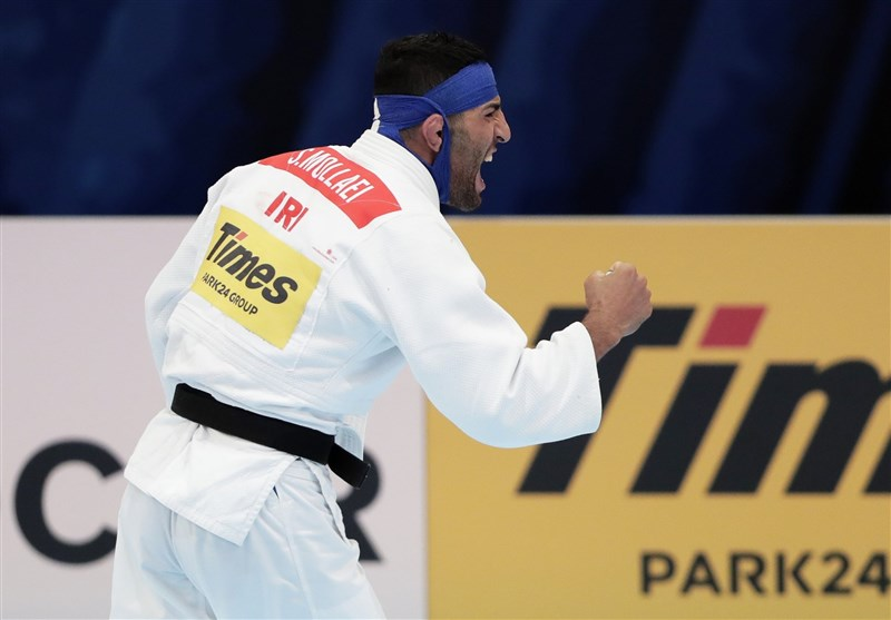 IJF Suspends Iran Judo from All Competitions