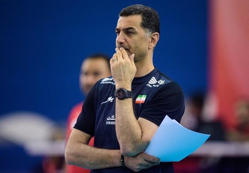 اصفهان| سرمربی تیم والیبال کاله: دفاع از بیانضباطی بازیکنان زیبنده والیبال نیست