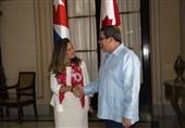 کوبا خواستار لغو تحریمهای واشنگتن علیه ونزوئلا شد