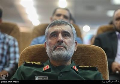 سردار حاجیزاده: انتقام از اقدام آمریکا در ترور شهید سلیمانی حتمی و قطعی است