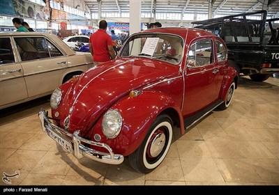 نمایشگاه خودرو در کرمانشاه