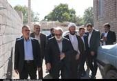 سفر رئیس کمیته امداد به کرمان به روایت تصویر