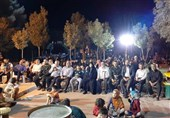 قم|یادواره شهدای منطقه شیخآباد نیروگاه برگزار شد