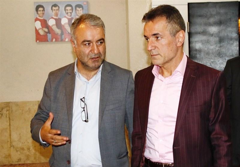 دلخوری مدیران باشگاه پرسپولیس از همتایان خود در استقلال