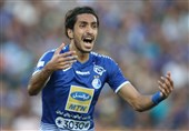 Esteghlal's Yazdani Sidelined for Six Weeks
