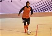 اصفهان| هفته بیستویکم لیگ برتر فوتسال بانوان؛ فرصتسوزی نامینو مقابل سایپا