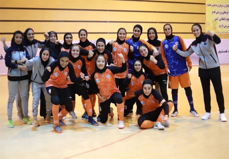 Iran's Mes Rafsanjan Nominated for Best Female Club in World