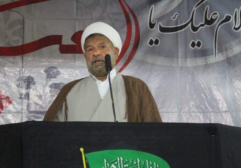 امام جمعه قشم: مبارزه با فساد امیدها را زنده میکند