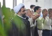 امام جمعه کیش: ملت ایران درس مقاومت را از امام حسین(ع) آموخته است
