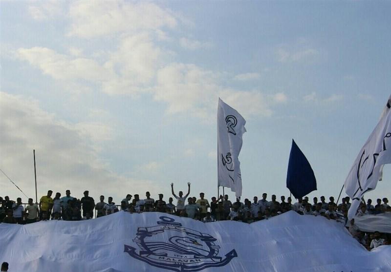 بیانیه باشگاه ملوان درباره اتفاقات دیدار با آلومینیوم اراک