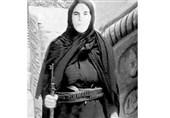ستارگان مدفون در تخت فولاد| «بانوی سردار» مدافع مشروطیت