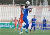 لیگ برتر فوتبال| برتری یک نیمهای گلگهر مقابل پارس جنوبی