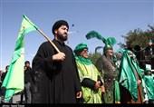 آئین سیاهپوشان در خراسان شمالی در آستانه محرم + تصاویر