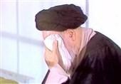 رفتار امام روحالله (ره) در ماتم حسینی
