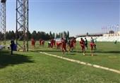 آغاز دور جدید تمرینات تیم فوتبال امید در غیاب مدافع استقلال