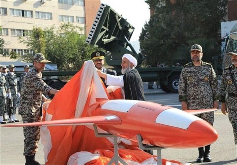 Iranian Army Unveils New Drone