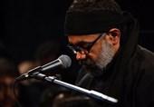 مداحی محمود کریمی در شب شهادت حضرت رقیه (س)+صوت