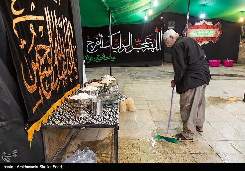 یزد سراسر شور حسینی