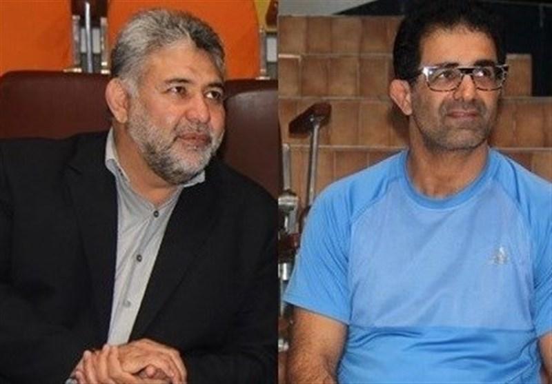 سرپرست سابق تیم ملی سرمربی تیم کشتی آزاد دانشگاه آزاد اسلامی شد