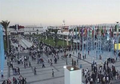 صور جویة لمعرض دمشق الدولی