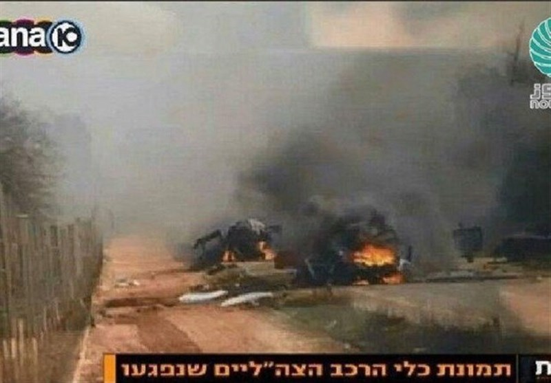 فیلم ویژه حزب الله از عملیات «آویویم»
