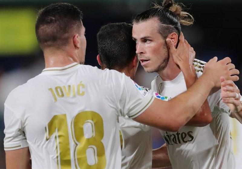 نجات رئال مادرید از شکست در شب گلزنی و اخراج بیل