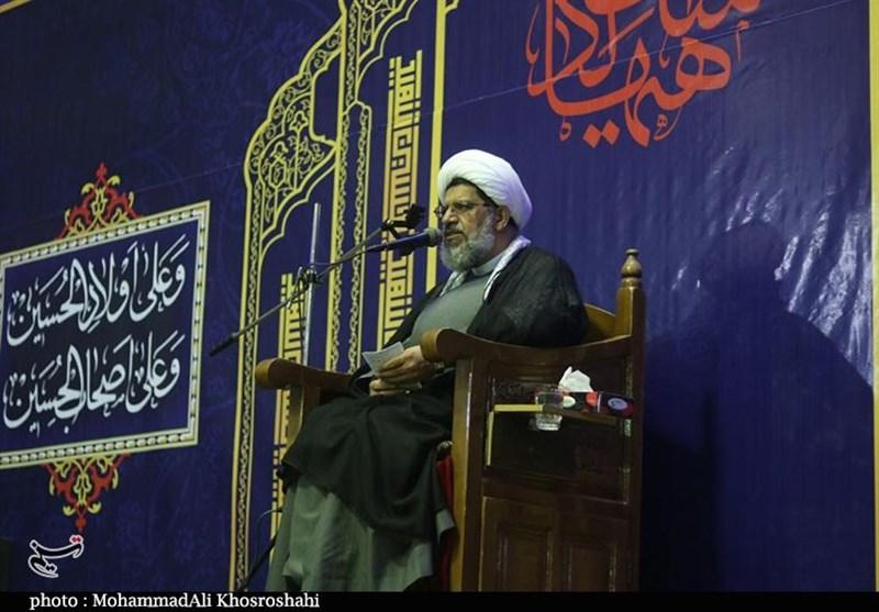 حجتالاسلام شیرازی: سپاه این قدرت را دارد که اسرائیل را با خاک یکسان کند / اگر اسرائیل بهانه بدهد 24 ساعته اثری از آن نمیماند