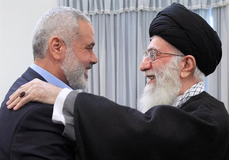 Hamas Leader Thanks Ayatollah Khamenei for Supporting Palestine