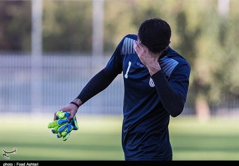 توبیخ؛ جریمه انتقاد از توپهای لیگ برتر، عذرخواهی؛ جریمه حرکت بیرانوند!