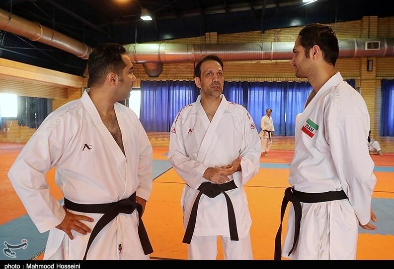 شهرام هروی , سرمربی تیم ملی کاراته , تیم ملی کاراته ایران , لیگ جهانی کاراته وان , المپیک 2020 توکیو | المپیک تابستانی 2020 ,
