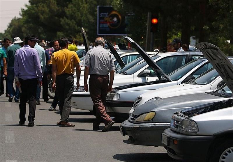 آخرین اخبار بازار خودروهای ایران خودرو امروز 98/12/10