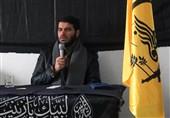 عزاداری حسینی رزمندگان فاطمیون در سوریه+تصاویر