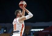 جام جهانی بسکتبال| صعود اسپانیا با برتری مقابل پورتوریکو قطعی شد