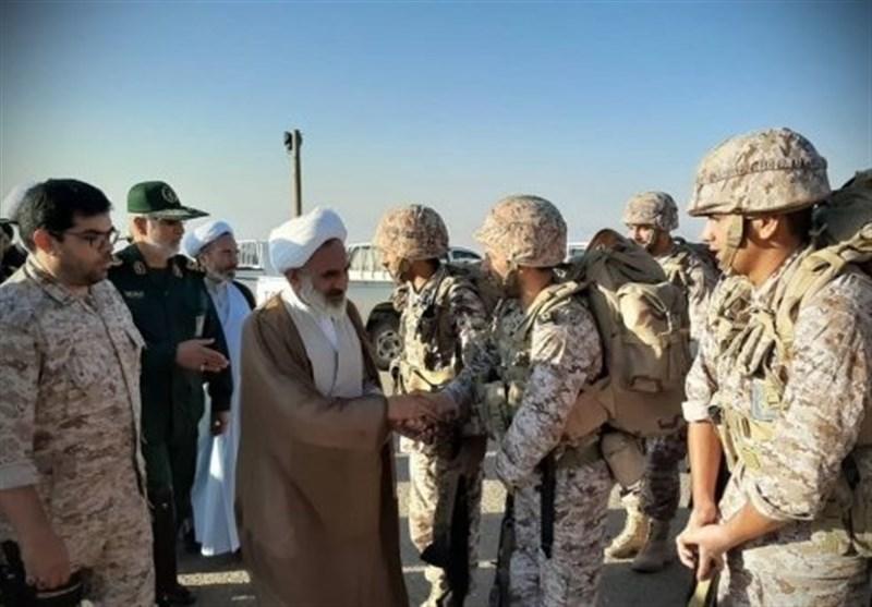 بازدید نماینده ولی فقیه در سپاه از مرزهای غربی کشور