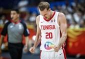رول: نخستین پیروزی تاریخ بسکتبال تونس در جام جهانی، مقابل ایران بود