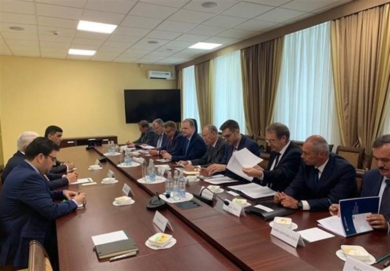 دیدار «فالح الفیاض» با دبیر شورای امنیت ملی روسیه