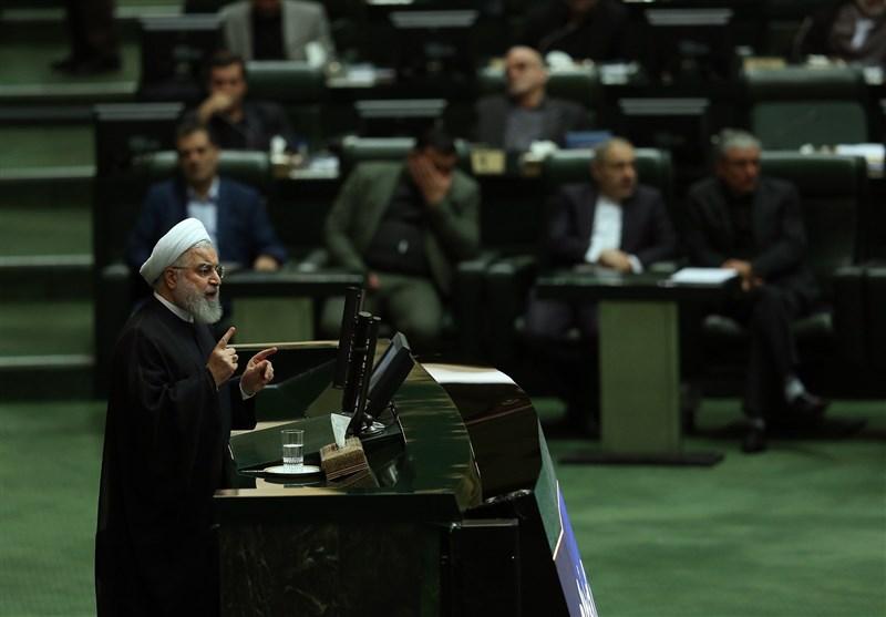 روحانی: مسیر صحیحی در اقتصاد کشور شروع شده است/میدانیم مردم در سختی هستند و قدرت خریدشان کاهش یافته است