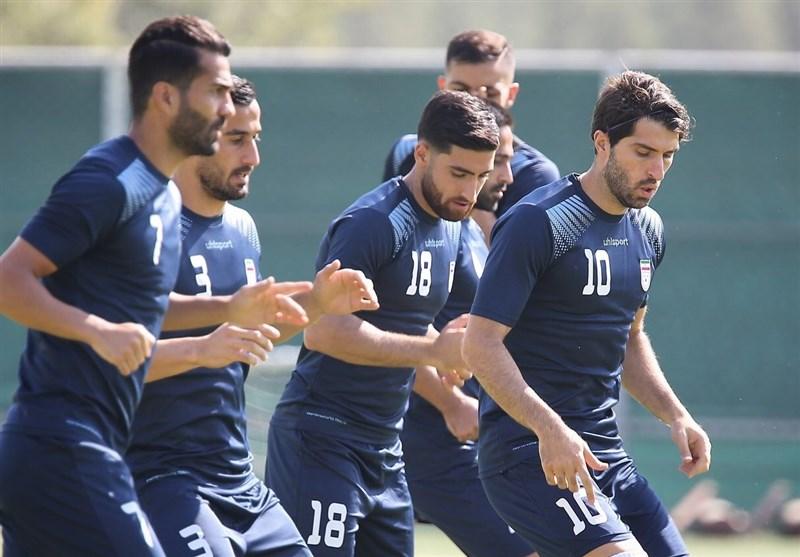 دعوت از 23 بازیکن به اردوی تیم ملی فوتبال برای دیدار مقابل کامبوج و بحرین