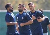 اعلام برنامه تمرینی تیم ملی فوتبال