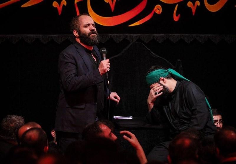 شعرخوانی محمد سهرابی در شب سوم محرم الحرام 1441+صوت